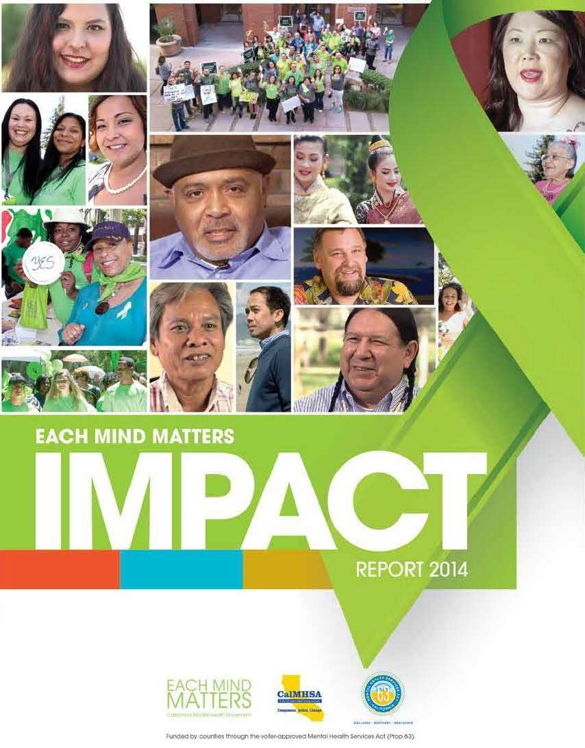 Each Mind Matters Impact Report