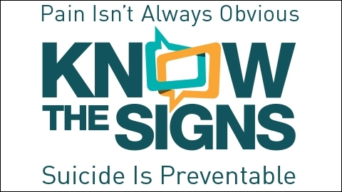 Know The Signs 2014 Outcomes